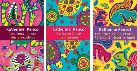 Trilogie C.Pancol