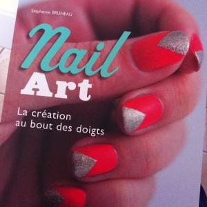 Nail Art par Stéphanie Bruneau