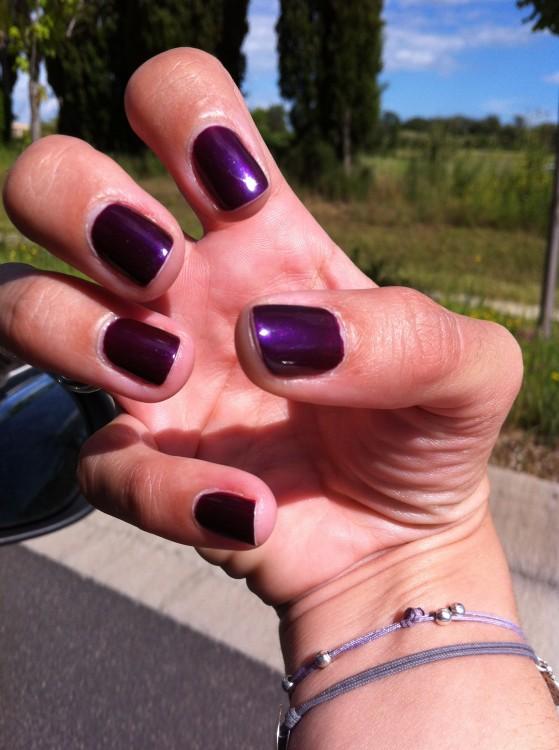 Purple Disturbia
