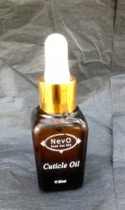 huile cuticule Nevo