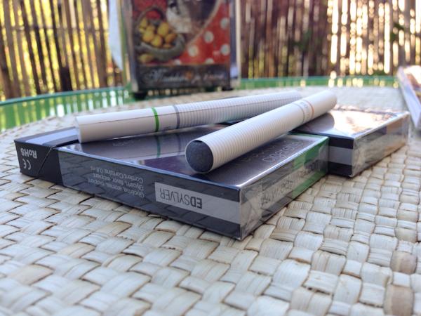 Cigarette electronique edsylver
