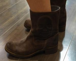 Boots Liebeskind en cuir 179€