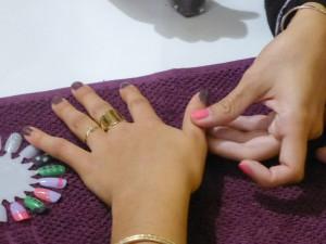 nail art party