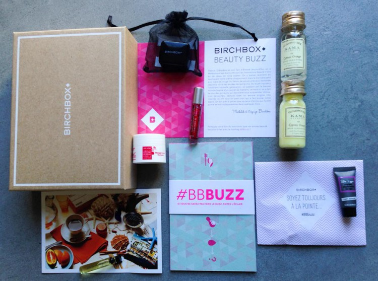 BirchBox sept 2013
