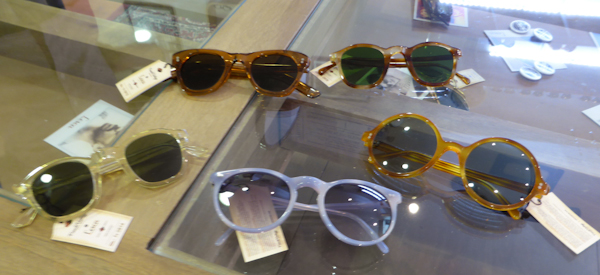 Lesca Histoire de lunettes