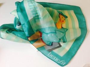 5 foulard