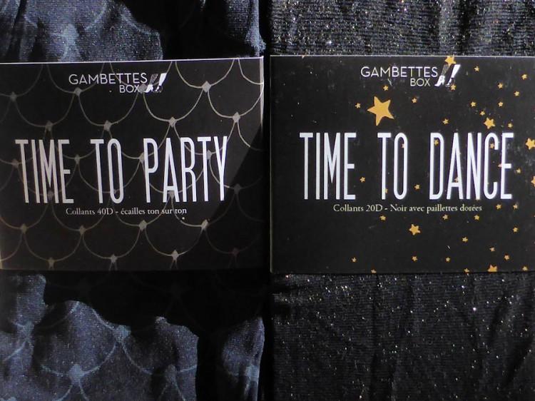 Gambettes Box Dec 2013
