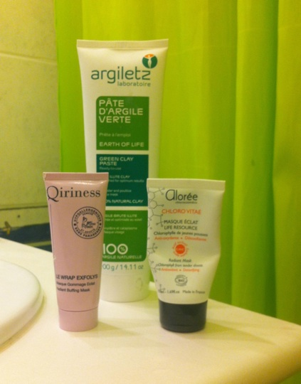 routine masques