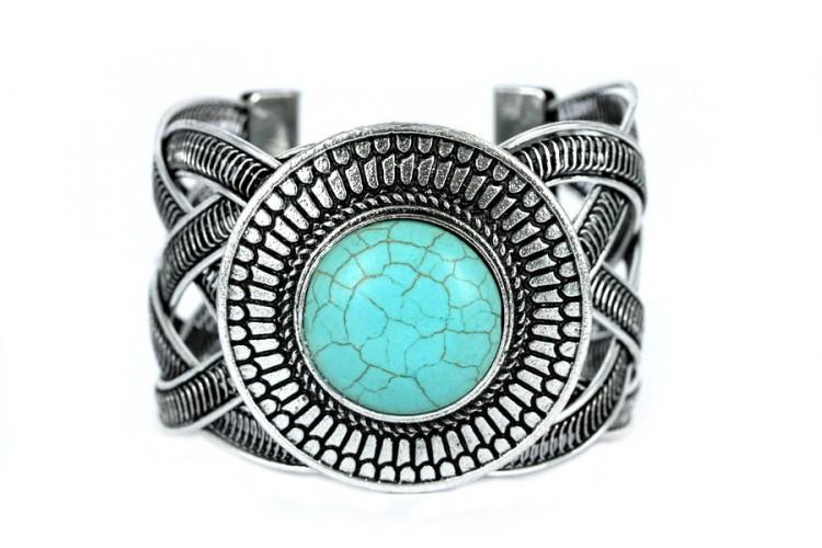 amerindien-turquoise  Bijoux cherie