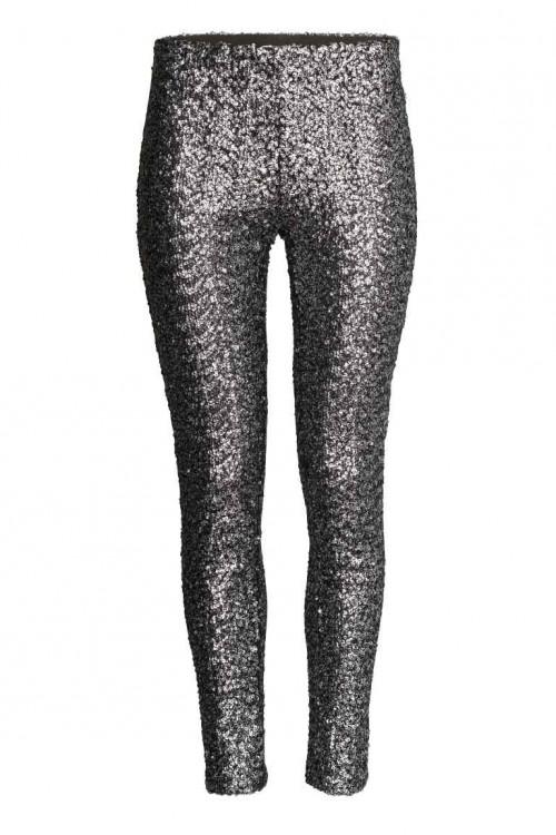 Pantalon à paillettes      34,99 € - H&M