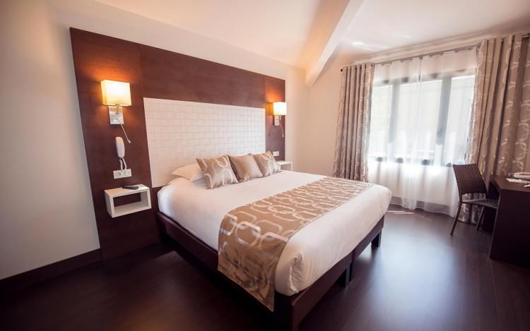chambre hôtel riviera
