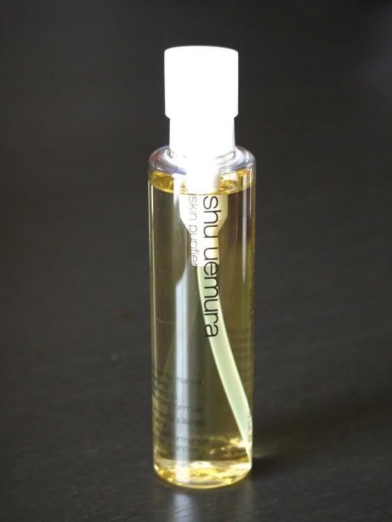 Shu Uemura-huile-démaquillante