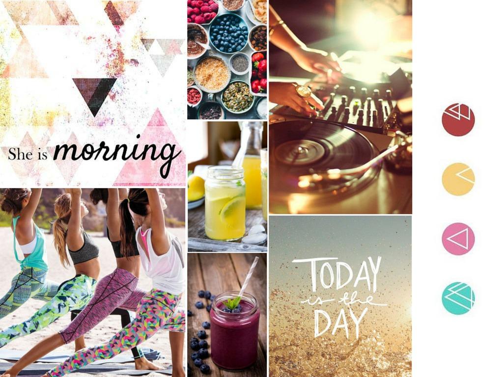 de la bonne humeur des le matin pour partir du bon pied