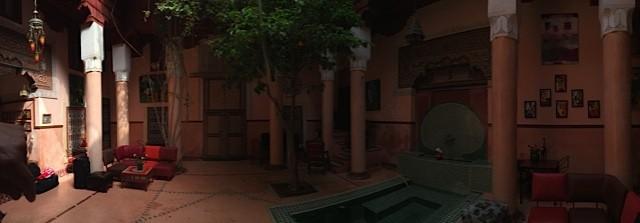 Riad centre Marakech