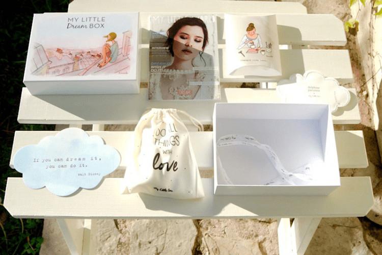 My little dream box my little box avril
