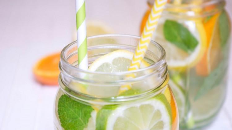detox citron ortie