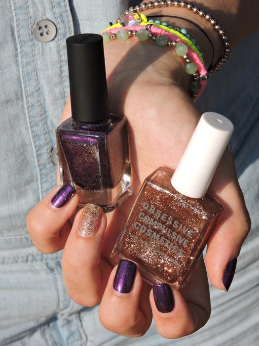 poetry i love nail polish