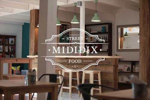 Mididix restaurant Montpellier Fréjorgues burgers