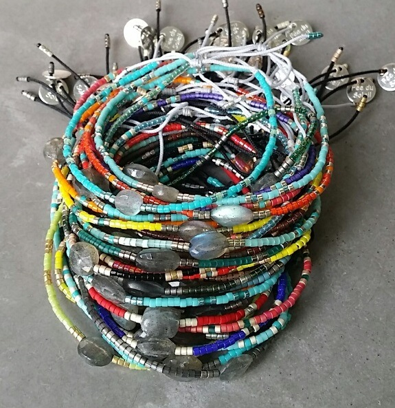 bracelets fée du soleil