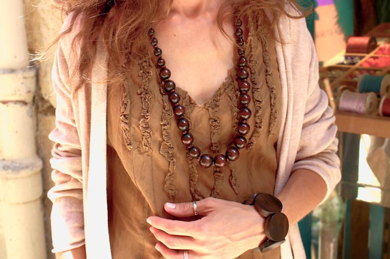 L'été-indien-look-bracelet-collier-perles-de-bois