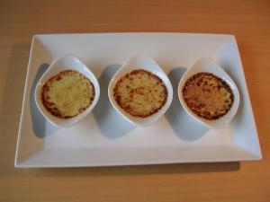 crème brulé