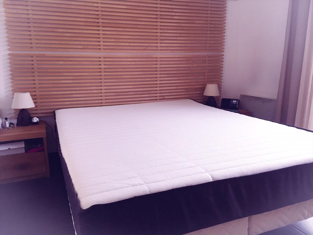 j 39 ai chang mon matelas j 39 ai test bruno lcdm. Black Bedroom Furniture Sets. Home Design Ideas