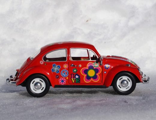model-car-love-saint-valentin
