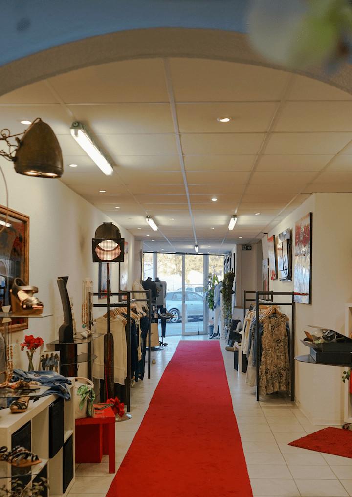 Shopping Arty A La Boutique Tapis Rouge Lcdm