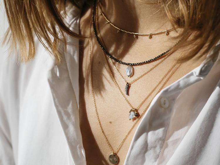jully créatrice de bijoux au bazarchic 2018