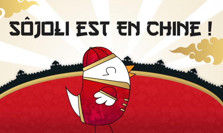 SOJOLI EN CHINE