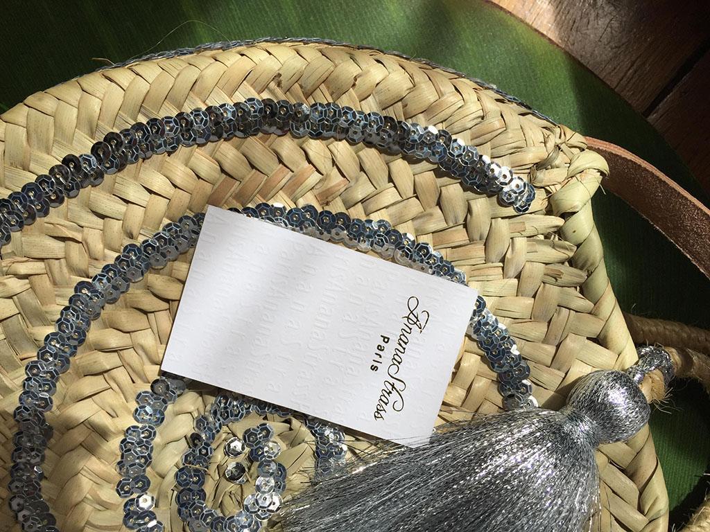 bijoux Ananastrass, créateur, Bazarchic, LCDM, Sac