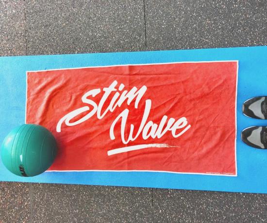 stimwave lattes electtro musculation