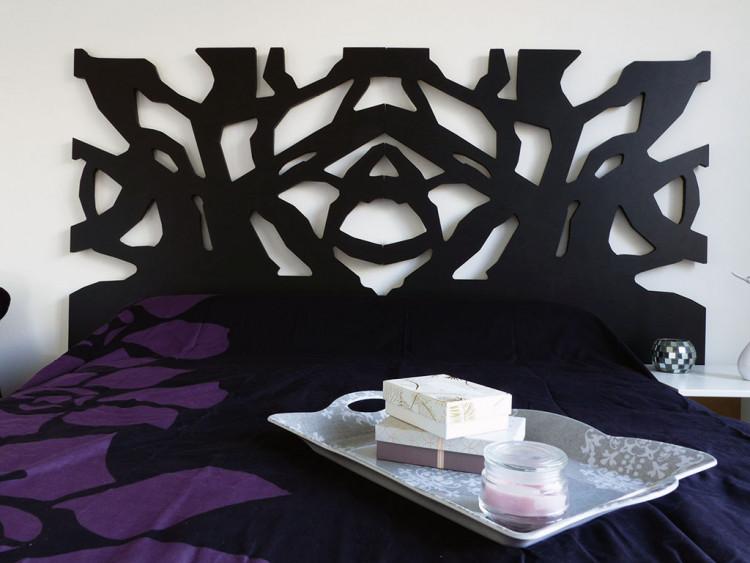 Tête de lit Collectif du lit, lcdm