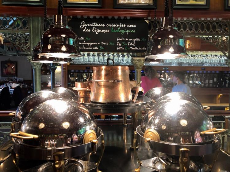 buffet de plats traditionnels français Les grands buffets à Narbonne