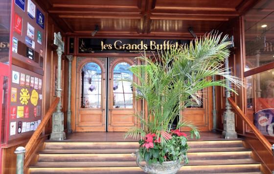 Les Grands Buffets, le restaurant des gourmands