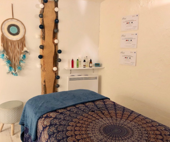 table de massage et salon montpellier