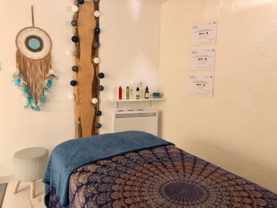 Héloïse, le massage sur mesure à Montpellier