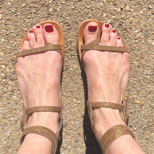 Massalia créatrice de chaussures sandales maroquinerie marseillaise