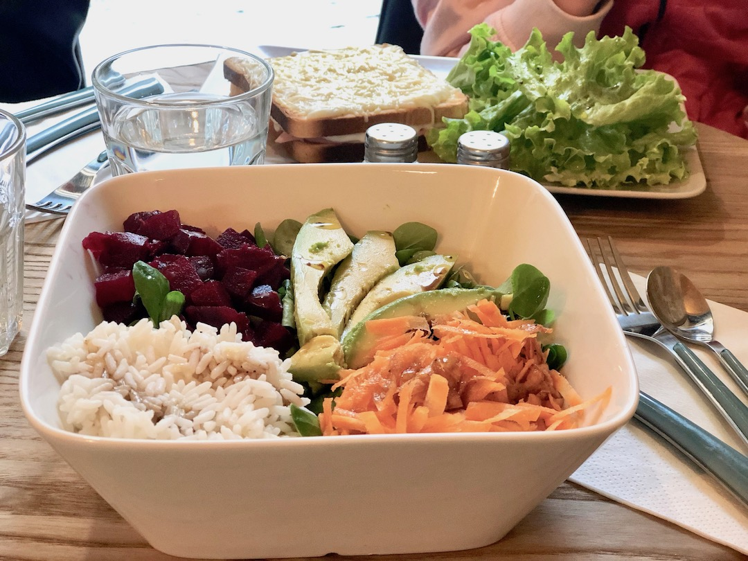 buddha bowl café le chat gourmand