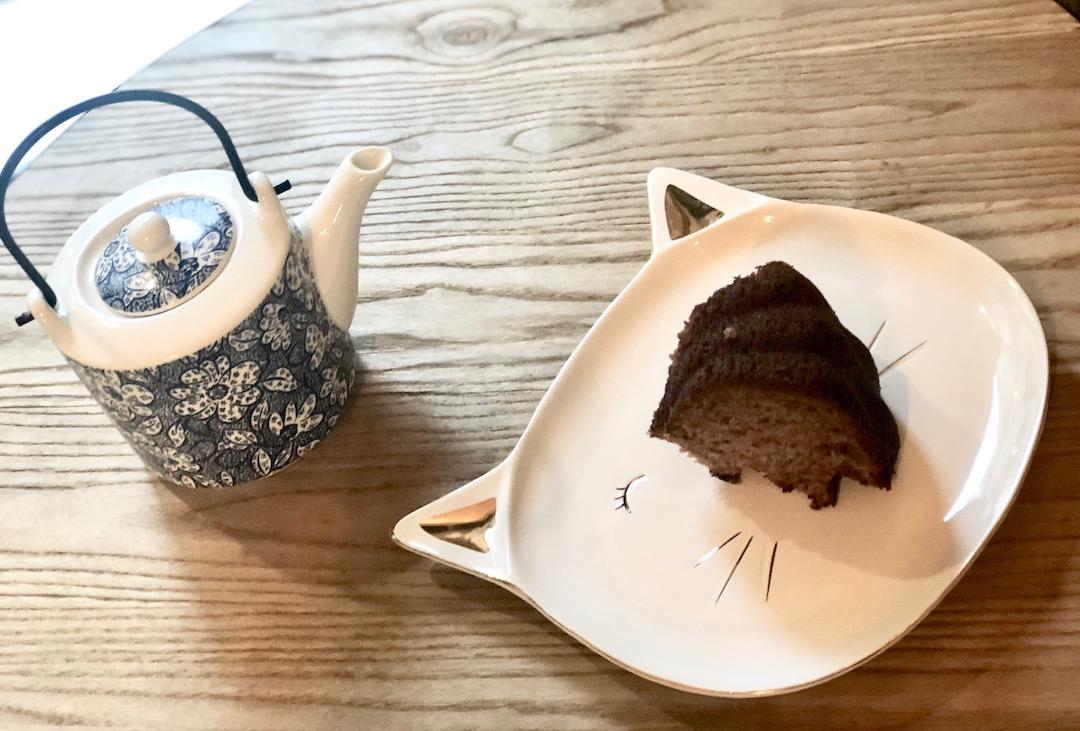 dessert café le chat gourmand montpellier