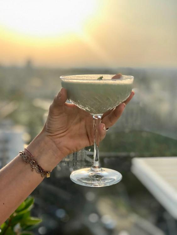 Cocktail à l'Arbre Blanc Montpellier