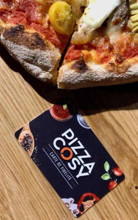 Pizza Cosy la pizzéria quartier Port Marianne à Montpellier