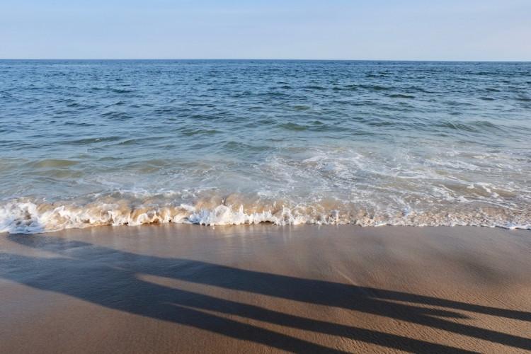Les Hamptons, plages aux bord de Long Island Road