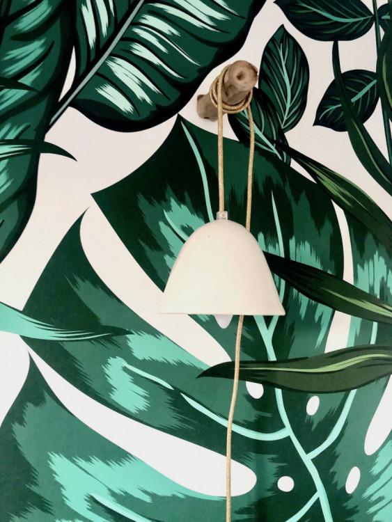 papier peint myloview chambre d'enfant suspension en céramique Myriam Ait Amar
