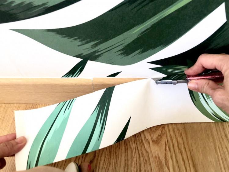 papier peint myloview materiel mode d'emploi