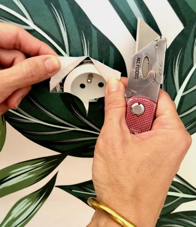 papier peint myloview materiel pour la pose, mode d'emploi