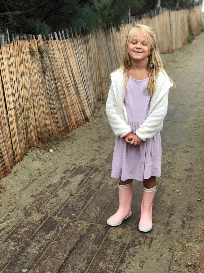 look enfant bottes de pluie Aigle Lollipop
