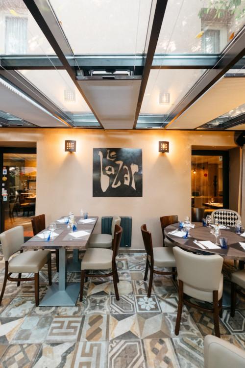 Restaurant Le bazar à Montpellier