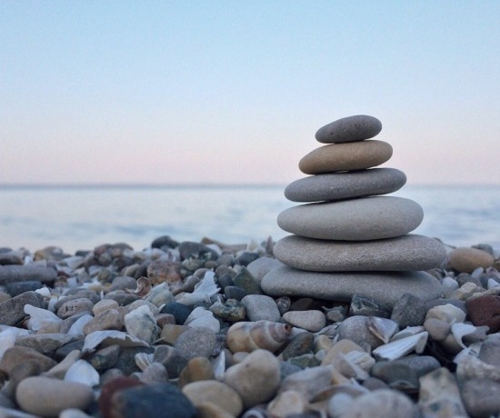 Galets de méditation