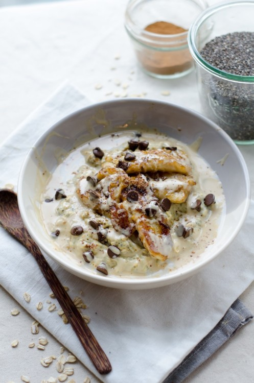 pudding avec topping healthy pour une alimentation saine